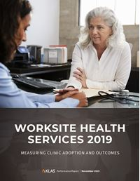 Worksite Health Services 2019