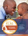 Best in KLAS 2020: Software/Services