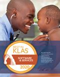 2020 Best in KLAS Awards - Software and Professional Services