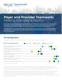 Payer/Provider Keystone 2019 White Paper