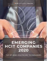 Emerging HCIT Companies 2020