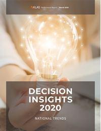 Decision Insights 2020