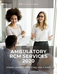 Ambulatory RCM Services 2020