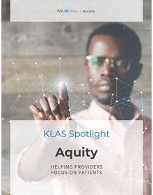 Aquity Solutions: Emerging Technology Spotlight