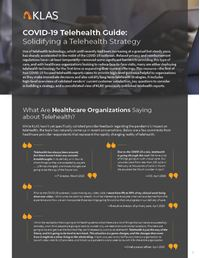 COVID-19 Telehealth Guide