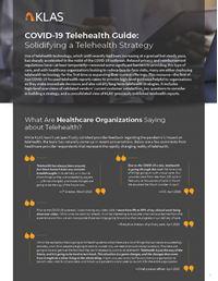 COVID-19 Telehealth Guide