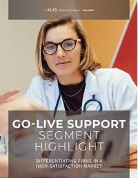 Go-Live Support Segment Highlight 2020