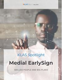Medial EarlySign