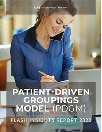 Patient-Driven Groupings Model (PDGM)