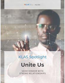 Unite Us:  Emerging Technology Spotlight 2020