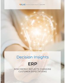 ERP 2020: New Energy Reflects Changing Customer Expectations (A Decision Insights Report)