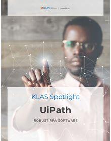 UiPath: Emerging Technology Spotlight 2020