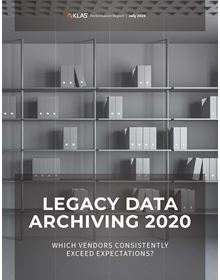Legacy Data Archiving 2020: Which Vendors Consistently Exceed Expectations?