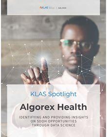 Algorex: Emerging Technology Spotlight 2020