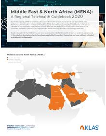 Middle East & North Africa (MENA): A 2020 Regional Telehealth Guidebook