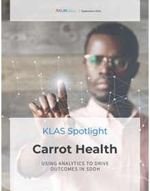 Carrot Health: Emerging Technology Spotlight 2020
