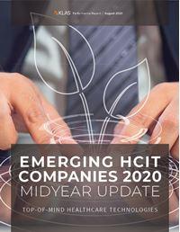 Emerging HCIT Companies 2020 Mid-Year Update