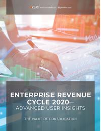 Enterprise Revenue Cycle 2020—Advanced User Insights