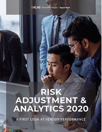 Risk Adjustment & Analytics 2020