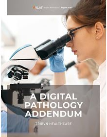 A Digital Pathology Addendum 2020: TRIBVN Healthcare