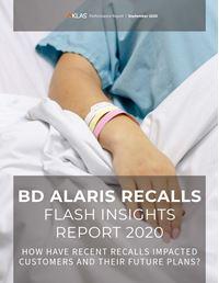 BD Alaris Recalls