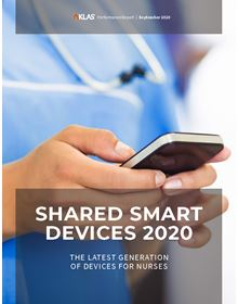 Shared Smart Devices 2020: The Latest Generation of Devices for Nurses