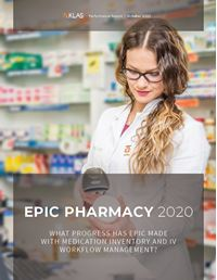 Epic Pharmacy Solutions 2020