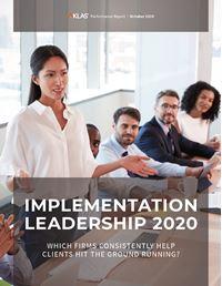 Implementation Leadership 2020