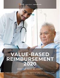 Value-Based Reimbursement 2020
