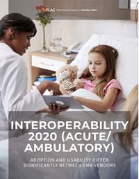 Interoperability 2020 (Acute/Ambulatory)