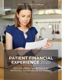 Patient Financial Experience 2020