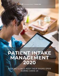 Patient Intake Management 2020