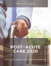 Post-Acute Care 2020