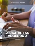 Updox: Digital Fax Addendum