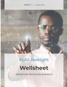 Wellsheet: Emerging Technology Spotlight 2020