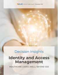 Identity and Access Management 2020