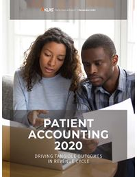 Patient Accounting 2020