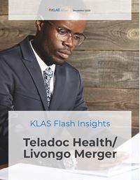 Teladoc Health/Livongo Merger