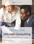 YES HIM Consulting: First Look 2020