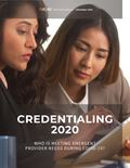 Credentialing 2020: Who is Meeting Emergent Provider Needs During COVID-19?