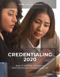 Credentialing 2020