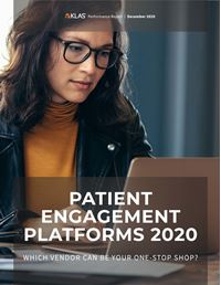 Patient Engagement Platforms 2020
