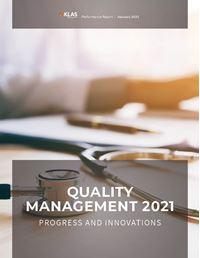 Quality Management 2021