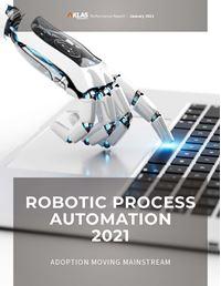 Robotic Process Automation 2021