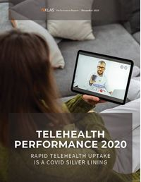 Telehealth Performance 2020
