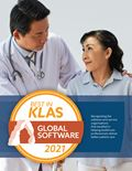 2021 Best in KLAS Awards - Global Software