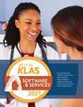 2021 Best in KLAS Awards - Software and Professional Services