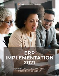 ERP Implementation 2021