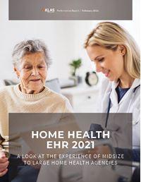 Home Health EHR 2021
