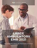 Large Ambulatory EMR 2021: Are Vendors Enabling Provider Success?